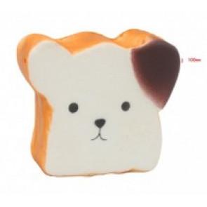Squishy Dog Bread