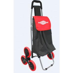 Stair 'N Go Cart - Opvouwbare Boodschappentrolley Traploper