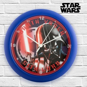 Star Wars Wandklok