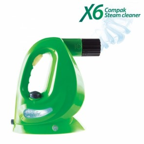 X6 Compak Steam Cleaner