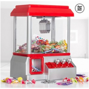 Sweet & Pop Times, Snoepgraaimachine, Snoepmachine