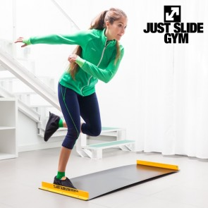 Just Slide Gym Glijtafel met Videotraining