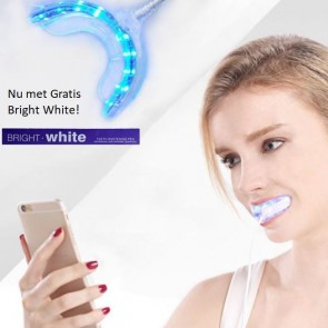 Whitening USB gratis bright white