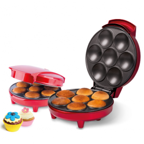 Cupcake maker, Trebs Comfortbakery