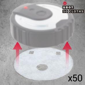 Ubot Cleaning Robot Reservedoeken x 50
