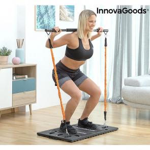 Innovagoods Gympak Max - Draagbaar Trainingssysteem met Oefeningen Gids