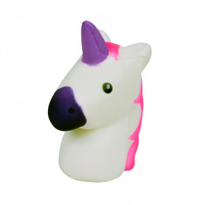 Squishy Toy Unicorn Pink