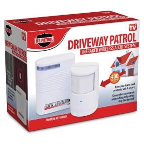 US Patrol Bewegingssensor buiten