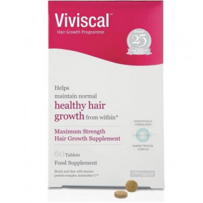 Viviscal Maximum Strengt Tablets