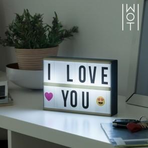 LED Letterbox