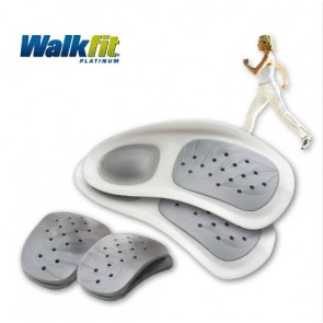 Walk Fit Platinum inlegzolen