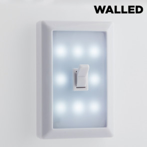 Walled LED Lichtschakelaar SW15