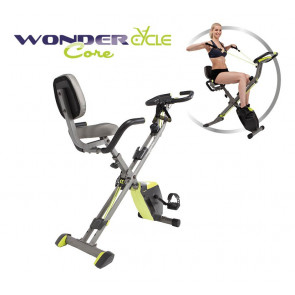 Wonder Core Cycle 2 in 1 Hometrainer  – Fitness Device