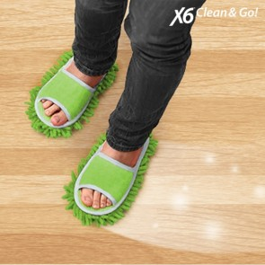 Clean & Go Schoonmaak Slippers, X6