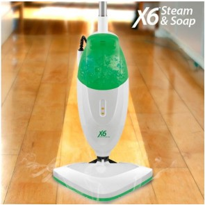X6 Steam & Soap Stoomreiniger