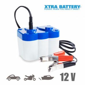 Xtra battery auto accu starter neemt u overal gemakkelijk mee naartoe