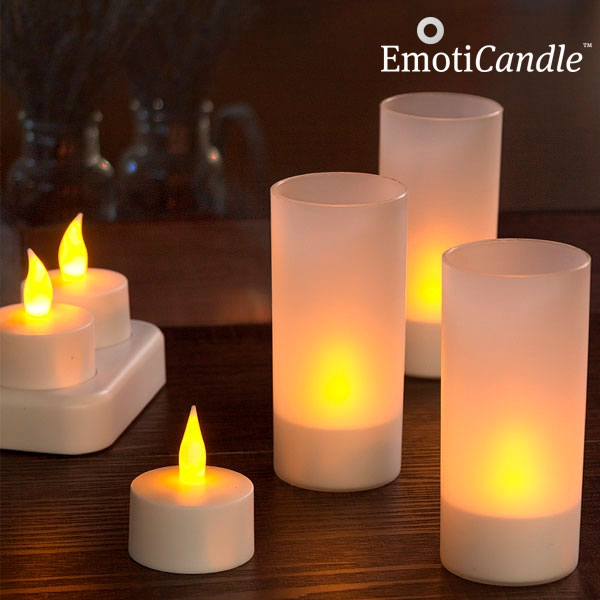 EmotiCandle Tea-Lights