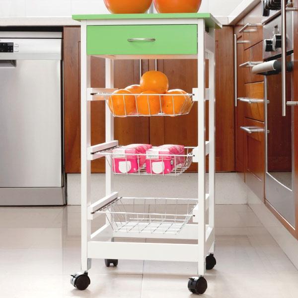 Keukentrolley dalum aanbieding kopen for Keuken handigheidjes