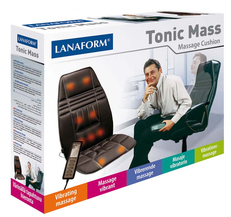Lanaform Massagekussen Tonic mass