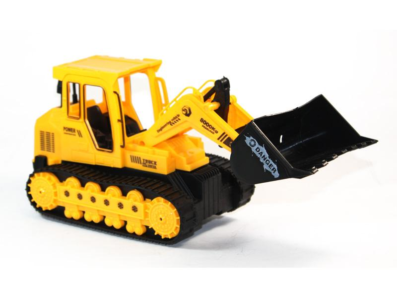 Power Construction RC Graafmachine