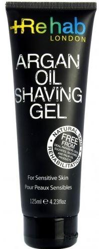 +Rehab London Argan Oil Shaving Gel