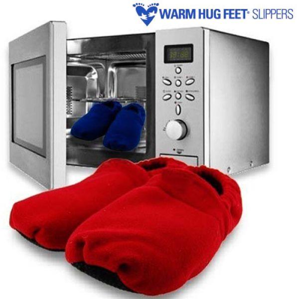 Warm Hug Feet Magnetron Pantoffels
