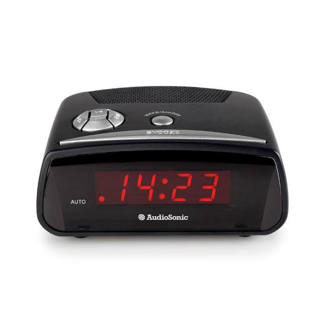 Afbeelding van AudioSonic CL1469 Alarm klok